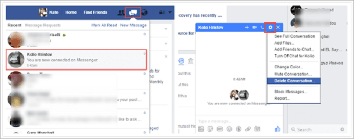 how do i recover deleted facebook messenger messages on android