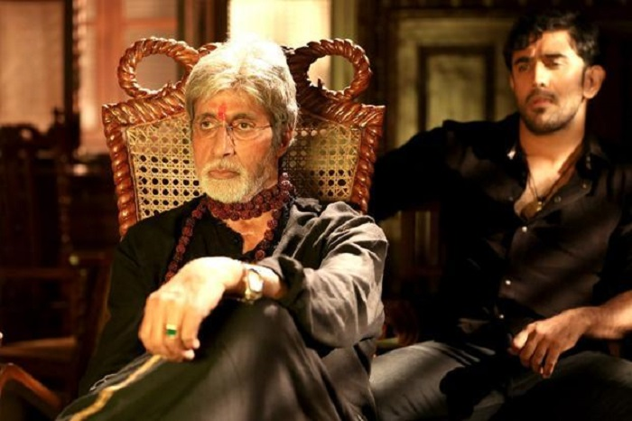 amitabh bachchan in film