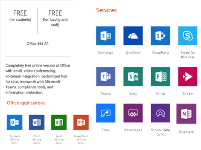 office 365 for students