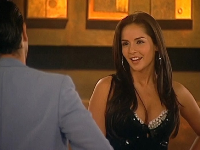 Carmen Villalobos first role