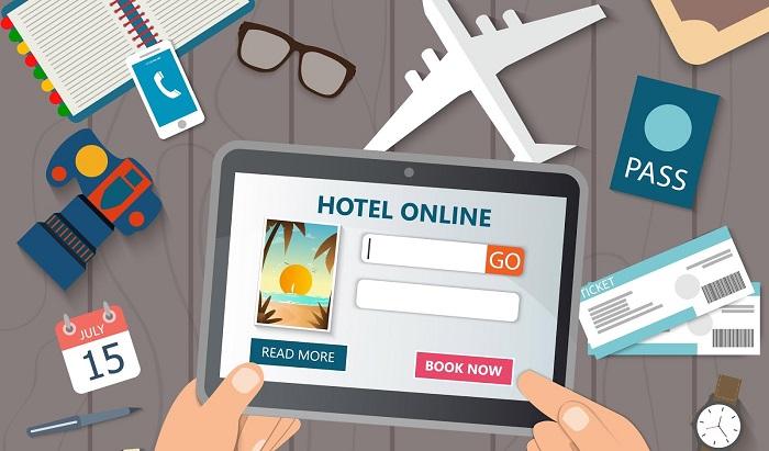 find hotels online