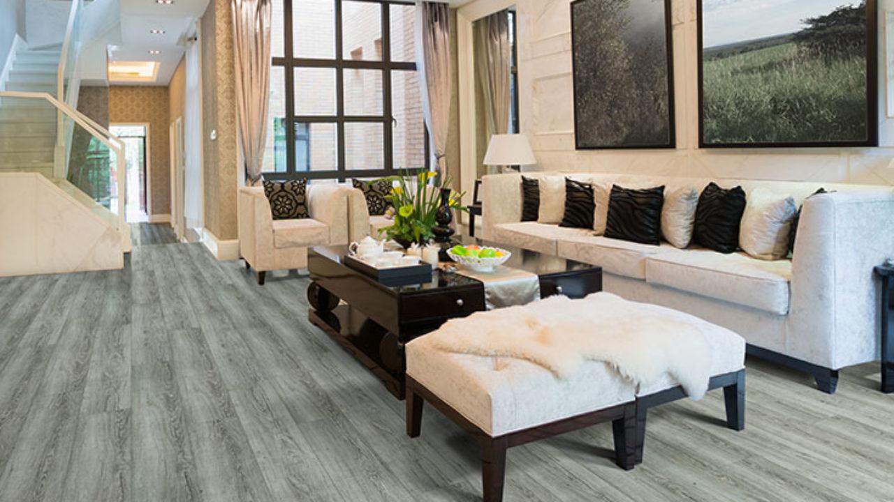 Vinyl rugs in decorating