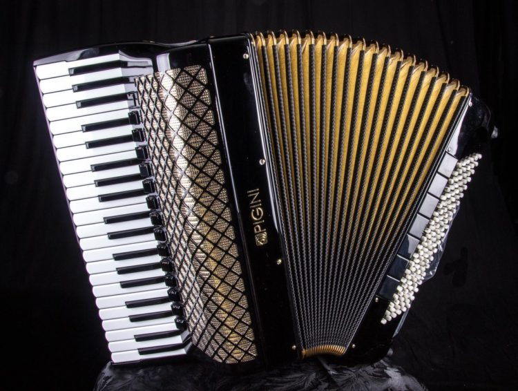 most expensive accordions in the world