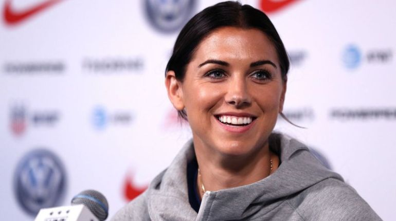 Alex Morgan net worth
