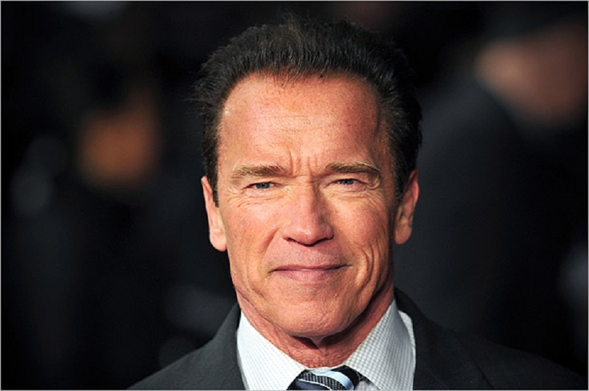 Arnold Schwarzenegger Height, Weight