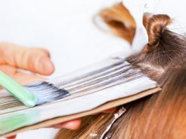 How to bleach hair with hydrogen peroxide