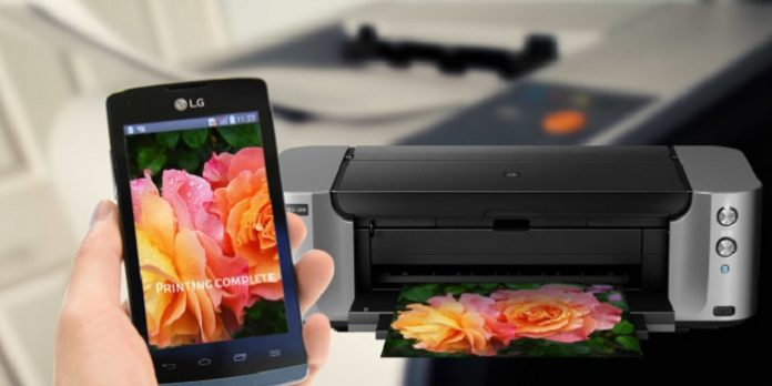 how to print pictures from phone to printer