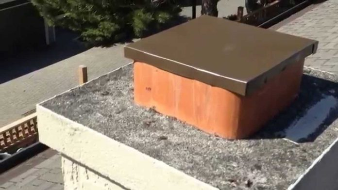 How to close a chimney