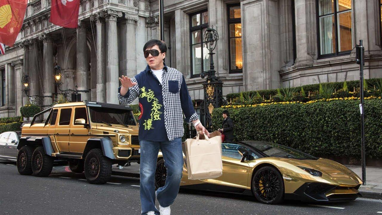 Jackie Chan Net Worth, Earlier Life and Film Career