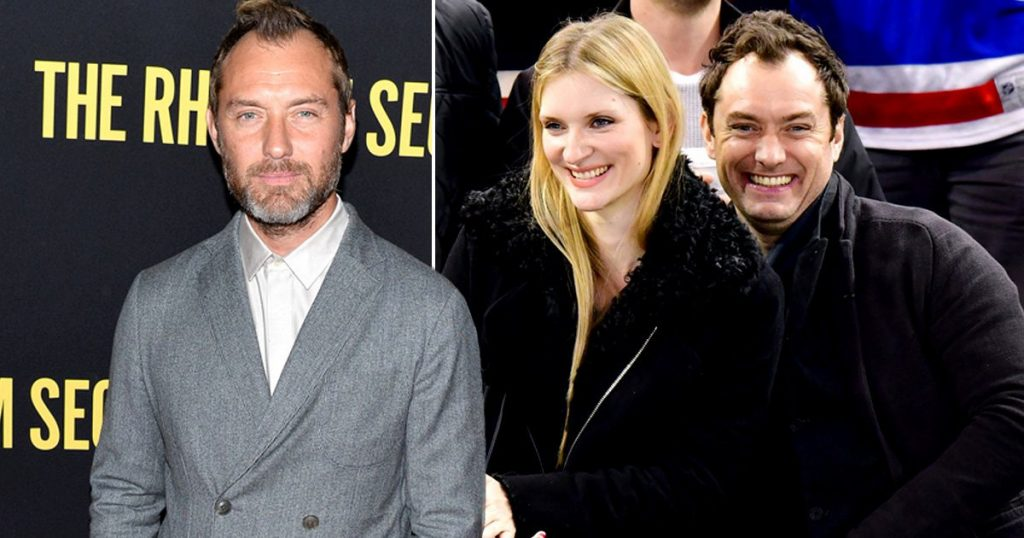 jude law wife
