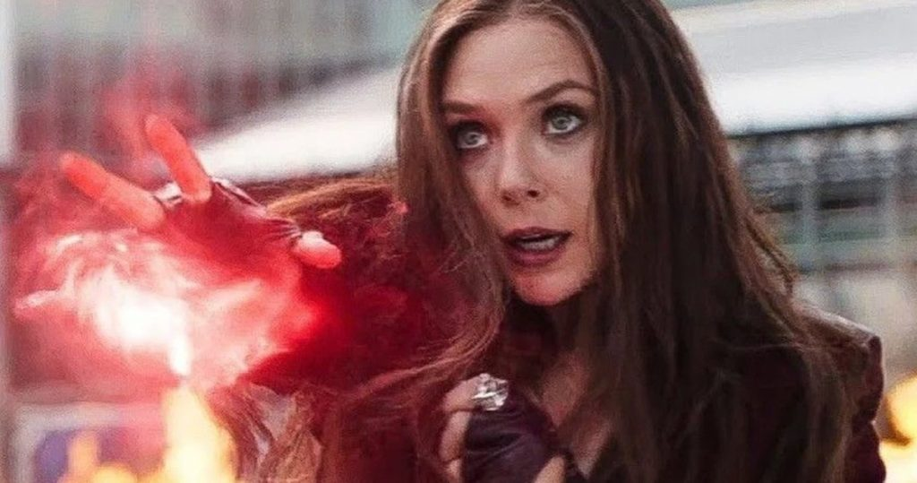 How strong is scarlet witch