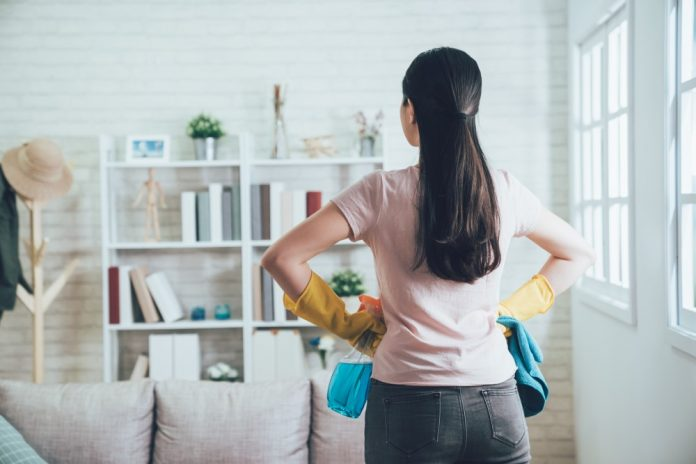 Maintain a Tidy Home