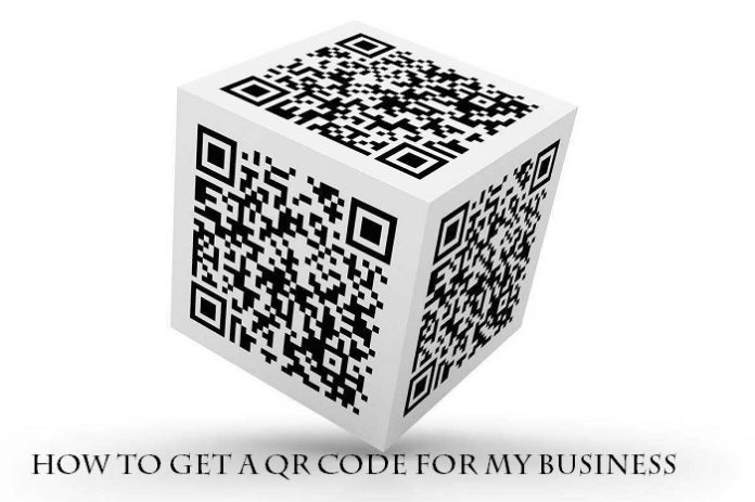 How to get a QR code for my business