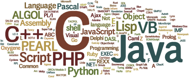 Which category of software would programming languages fall into